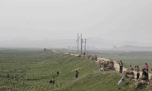 Food shortage fears as N. Korea faces worst drought in 15 years