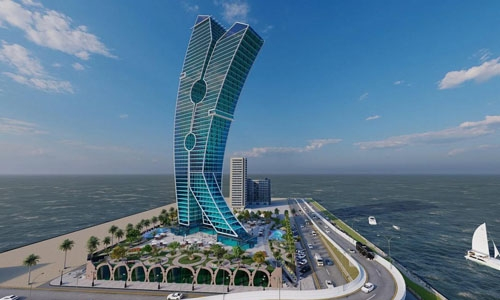 Dubai to soon have world's biggest art piece tower