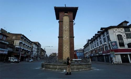 Kashmir region seeks $4 billion in investments, to provide security