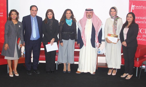 International Women's Day: UCB holds panel discussion