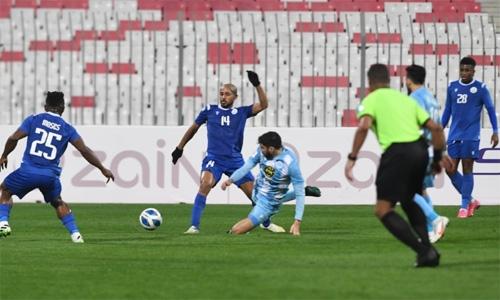 Muharraq claim its first win as Riffa edge Hidd