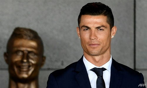 Ronaldo accused of 14.7 million euro tax evasion