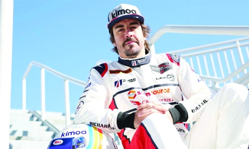 Alonso a 'different' driver in 2018
