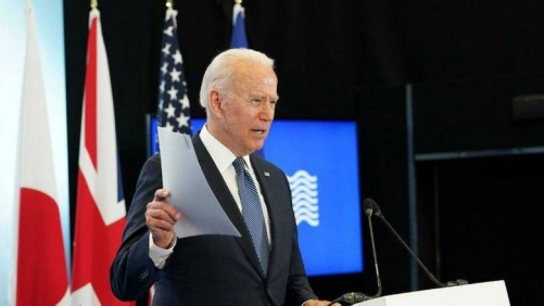 Biden welcomes new Israeli government, reaffirms security support