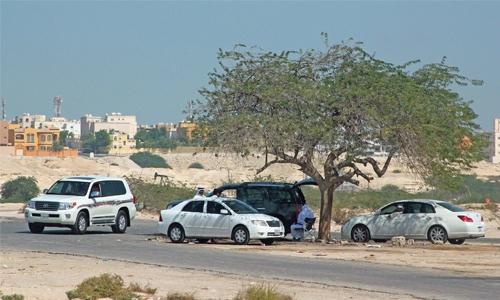 Bahrain's 'pathetic' picnic spots