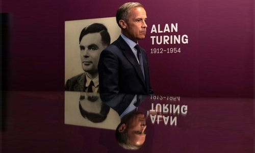 Turing to appear on new UK bank note