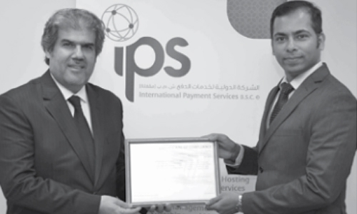 IPS gets 'Highest' certificate in payment protection