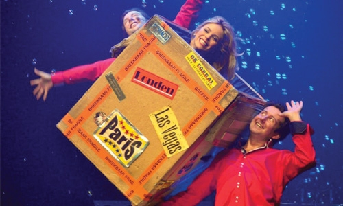'Magic Unlimited' to perform today