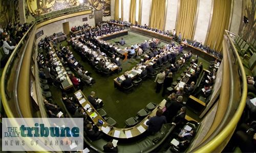 Saudi backs UN Conference on Disarmament