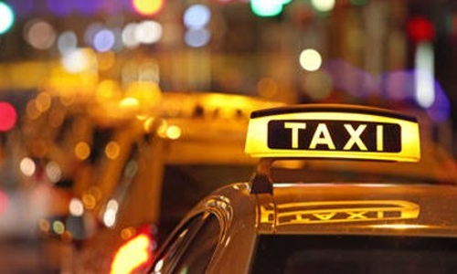 Asian gets nose broken after row over taxi fare