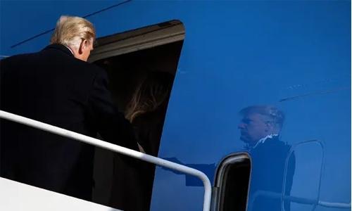 A European goes to Trump's Washington