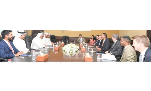'Bahrain, US working together to ensure networks are more secure, faster'