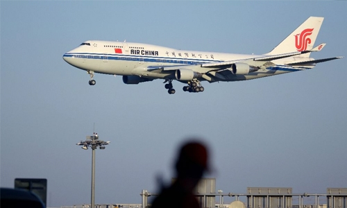 Air China resumes N. Korea flights after speculation