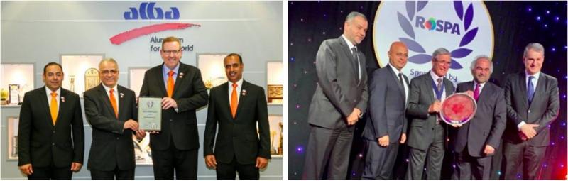 Alba, GPIC win top RoSPA awards