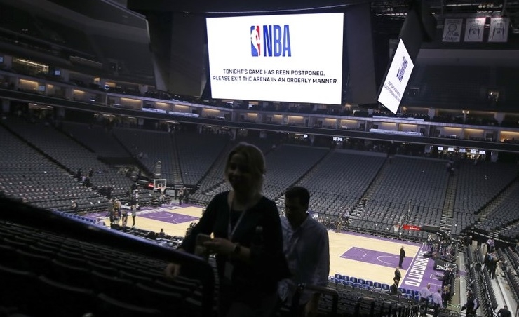NBA players to receive 25% less in paychecks starting May 15