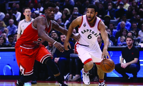 Bulls rally to beat Raptors behind Butler's 42 points
