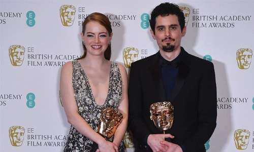 'La La Land' wins best film Bafta