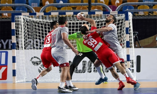 Bahrain handed tough defeat to Qatar