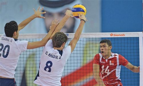 Bahrain thrash Tunisia