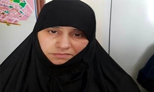 Baghdadi's wife revealed IS group secrets