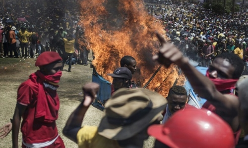S.Africa allows university fee hikes as protests loom