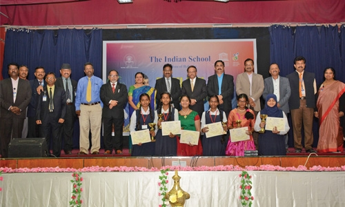 Indian School Bahrain celebrates Tamil Day