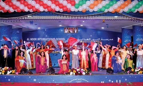 Al Noor School  celebrates  annual day