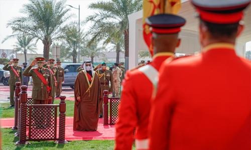 HRH Prince Salman opens Mohammed bin Khalifa bin Salman Al Khalifa Cardiac Specialist Centre