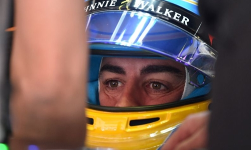 Alonso finds comfort zone as Indy 500 pole fight looms