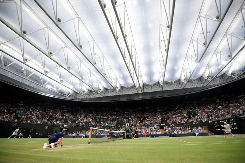 Wimbledon officials continue plans for June championships