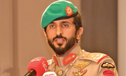 Regional security need of hour: Shaikh Nasser