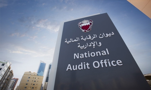 Bahrain Royal Court Minister receives 2020 National Audit Office report