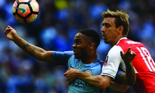Toure lets fly at referee as Manchester derby looms
