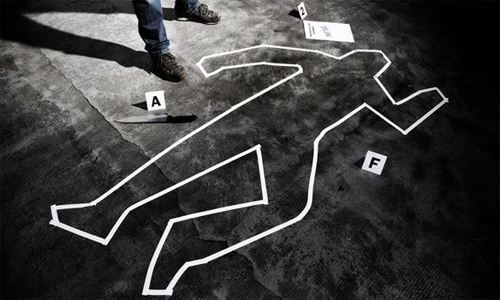 Asian man arrested for murder at Salmabad accomodation