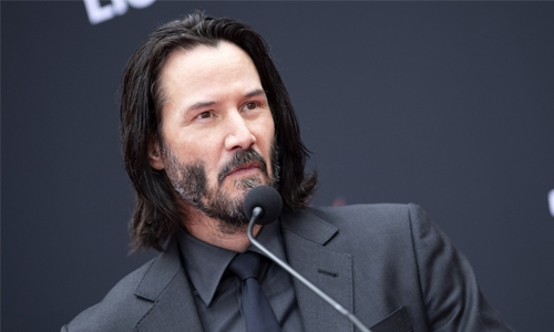 Keanu Reeves cast as Johnny Silverhand in 'Cyberpunk 2077' game