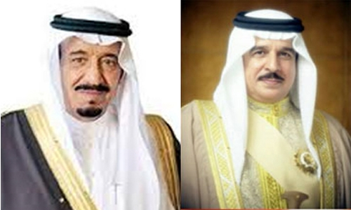 HM King thanked by Saudi King