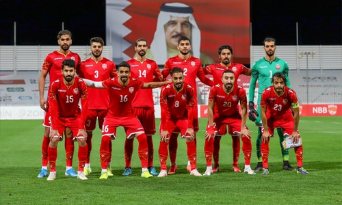 Bahrain lining up May friendly matches