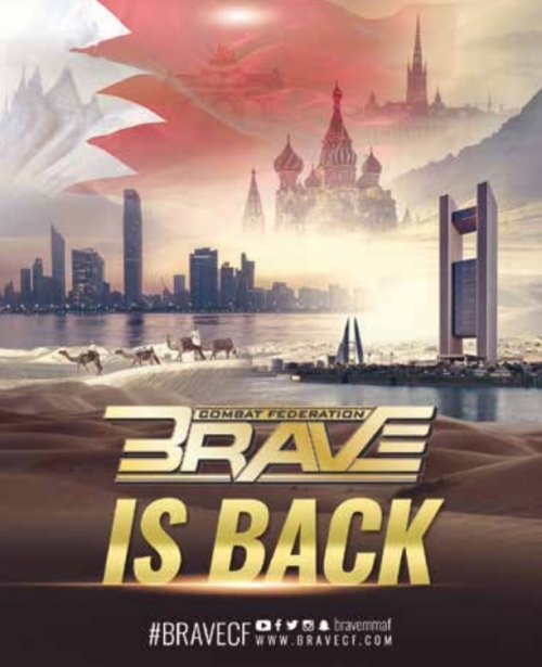 BRAVE CF back to representing Bahrain on the global stage