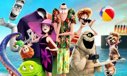 Sony's 'Hotel Transylvania' tops box office