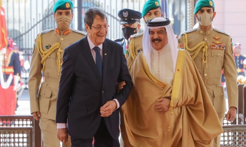 Bahrain and Cyprus sign key deals