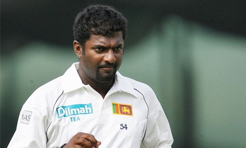 Sri Lanka files complaint over legend Murali