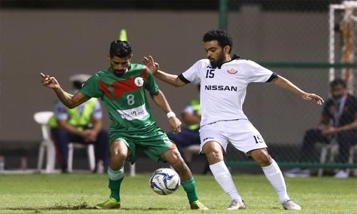 Isa Town trounce Ittifaq in BFA Cup