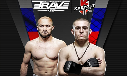 Lichkovakha promises to 'shock the world' when he takes out Ali Bagautinov at BRAVE CF 46
