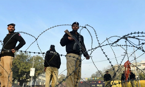 'Taliban' suicide bomber kills two in Pakistan
