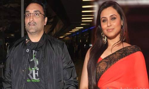Rani Mukherjee and Aditya Chopra become parents   THE ...