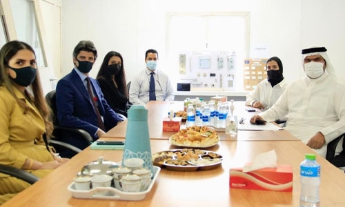 Multisclerosis Centre project in Muharraq on track
