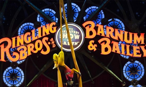 Ringling Bros. circus closing show after 146 years