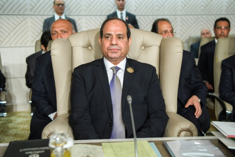 Egyptians extend Sisi's rule to 2030