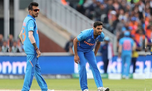 India paceman Kumar could be out for 'three games at most' says Kohli