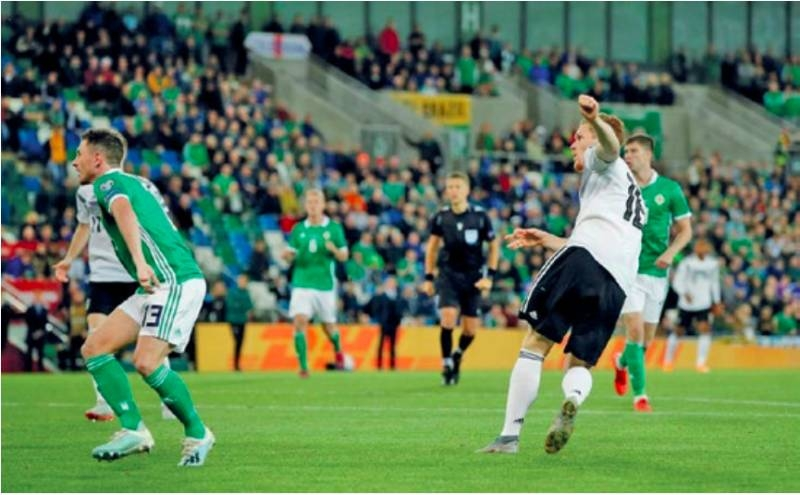 Germany edge closer to Euros with crucial win